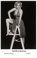 MARILYN MONROE - Film Star Pin Up PHOTO POSTCARD- Publisher Swiftsure 2000 (201/857) - Postales
