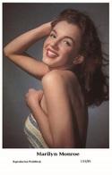 MARILYN MONROE - Film Star Pin Up PHOTO POSTCARD- Publisher Swiftsure 2000 (C33/85) - Cartes Postales