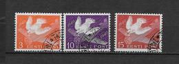 LOTE 1802  ///  (C105) ESTONIA 1940   SCOTT Nº: 150/152   ¡¡¡ LIQUIDATION - OFERTA !!!! - Estonia