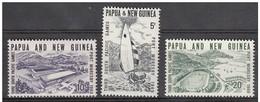 LOTE 1803  ///  (C045) PAPUA NUEVA GUINEA 1969  SCOTT Nº: 284-86 **MNH  ¡¡¡ LIQUIDATION - OFERTA !!!! - Papúa Nueva Guinea