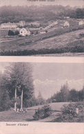 Evilard, Gruss Aus Leubringen, Funiculaire (8.2.11) Pli D'angle - BE Berne