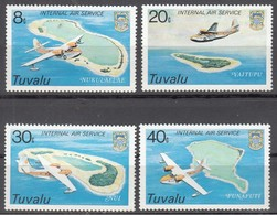 LOTE 1802  ///  (C067) TUVALU 1979  SCOTT Nº: 118-21 MNH   ¡¡¡ LIQUIDATION - OFERTA !!!! - Tuvalu