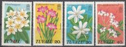 LOTE 1802  ///  (C067) TUVALU 1978  SCOTT Nº: 92-95** MNH   ¡¡¡ LIQUIDATION - OFERTA !!!! - Tuvalu