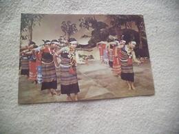 BANGLADESHI TRIBES DANCING - Bangladesh