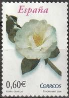 Spain 2008 - Mi 4288 - YT 3989 ( Flower : Camellia Japonica ) MNG - 2001-10 Ongebruikt