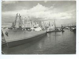 Gdansk Port ( Ship ) Fragment Portu - Pologne