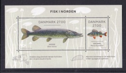 2.- DENMARK 2018 NORDIC FISH - Dinamarca