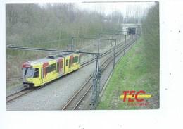 Leernes Tram - Fontaine-l'Eveque