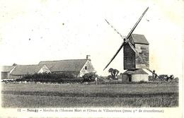 12- SOUGY -Moulin De L'Homme Mort Et L'orme De Villecevieux - Francia