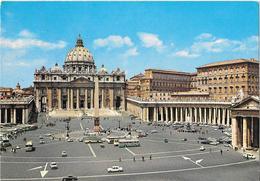 Citta Del Vaticano - Piazza E Basilica Di S. Pietro - Vatican