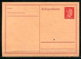 Deutsches Reich / 1941 / Rohrpostkarte Mi. RP 26 ** (2/020) - Deutschland