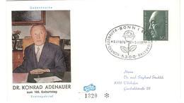 11606 - KONRAD ADENAUER - Celebrità