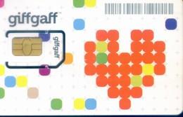 UK GSM SIM Card,  (1pcs,MINT) - Ver. Königreich