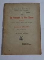 Rosati Picards :une Promenade à La Foire D'AMIENS Par A  ANSART   Avec Quatre  Planches 1213-1913,n°LXIV - Picardie - Nord-Pas-de-Calais