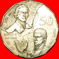 # BASS STRAIT 1798-1998: AUSTRALIA ★ 50 CENTS 1998! LOW START★NO RESERVE! Bass (1771-after 1803) - Monnaie Décimale (1966-...)