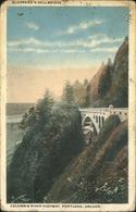 71031817 Portland Oregon Columbia River Highway Bruecke Portland - Etats-Unis