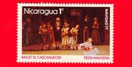 Nuovo - MNH - NICARAGUA  - 1977 - Natale - Christmas - Noel - Navidad - Balletto - Lo Schiaccianoci - 1 - Nicaragua