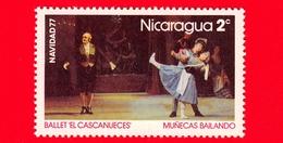 Nuovo - MNH - NICARAGUA - 1977 - Natale - Christmas - Noel - Navidad - Balletto Lo Schiaccianoci - 2 - Nicaragua