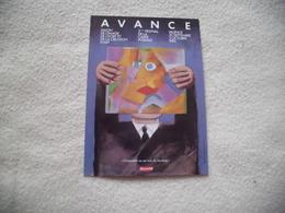 SALON AVANCE ET 3E FESTIVAL DE LA CARTE POSTALE ..VALENCE 1983 ... - Beursen Voor Verzamellars