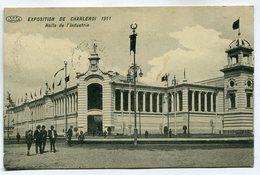 CPA - Carte Postale - Belgique - Exposition De Charleroi 1911 - Hall De L'Industrie (SV6696) - Charleroi