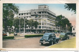 Viet Nam  SAIGON  - BOULEVARD  BONARD  ( Voiture Peugeot 203 &  301 ) - Viêt-Nam