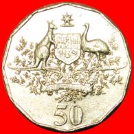 # FEDERATION 1901: AUSTRALIA ★ 50 CENTS 2001 DOUBLE DIE! LOW START ★ NO RESERVE! - Monnaie Décimale (1966-...)