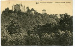 CPA - Carte Postale - Belgique - Dolhain - Limbourg - Château Et Eglise (SV6697) - Limbourg