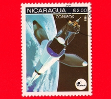 NICARAGUA  - Nuovo - 1981 - Esplorazione Dello Spazio - Space Communications - Satellite - 2.00 - Nicaragua