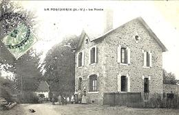 L PORCHERIE - La Poste - L'hirondelle - France