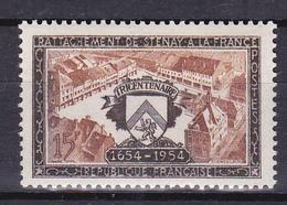 N° 987 Tricentenaire Du Rattachement De Stenay: Timbre Neuf Ans Charnière - Ongebruikt