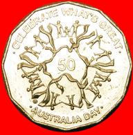 # AUSTRALIA DAY 26 JANUARY 1788: AUSTRALIA ★ 50 CENTS 2010! LOW START ★ NO RESERVE! - Monnaie Décimale (1966-...)