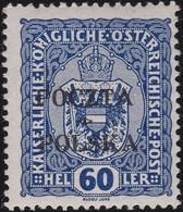 Polen   .  Yvert    86       . *   .   Ungebraucht Mit Gummi Und Falz  .   /  .   Mint Hinged - 1919-1939 Republic