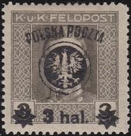 Polen   .  Yvert    99       . *   .   Ungebraucht Mit Gummi Und Falz  .   /  .   Mint Hinged - 1919-1939 Republic