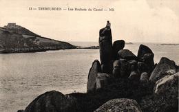 TREBEURDEN -22- LES ROCHERS DU CASTEL - Trébeurden