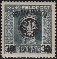 Polen   .  Yvert    101       . *   .   Ungebraucht Mit Gummi Und Falz  .   /  .   Mint Hinged - 1919-1939 Republic