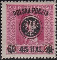 Polen   .  Yvert    103       . *   .   Ungebraucht Mit Gummi Und Falz  .   /  .   Mint Hinged - 1919-1939 Republic