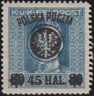 Polen   .  Yvert    104       . *   .   Ungebraucht Mit Gummi Und Falz  .   /  .   Mint Hinged - 1919-1939 Republic