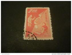 K8919- Stamp Used  China-1960-   SC. 1260- Phonopost - 1949 - ... Volksrepublik