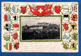 Fribourg  -  Vue Générale - FR Fribourg