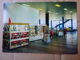AEROPORT / FLUGHAFEN / AIRPORT     LYON  BRON  LE HALL - Aerodrome
