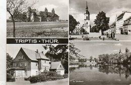 (Allemagne) TRIPTIS Thur Fachschule Markt Autobahnstrasse 1970 - Allemagne