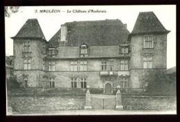 MAULEON - 3 : Le Château D'Andurain - (Beau Plan) - Mauleon Barousse