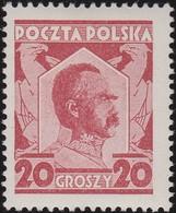 Polen   .  Yvert   332      .    *   .   Ungebraucht Mit Gummi Und Falz  .   /  .   Mint Hinged - 1919-1939 Republic