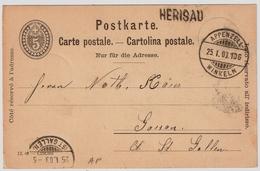 1903, BP, GA , # A1651 - Poststempel
