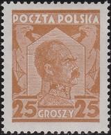 Polen   .  Yvert   339    .    *   .   Ungebraucht Mit Gummi Und Falz  .   /  .   Mint Hinged - 1919-1939 Republic