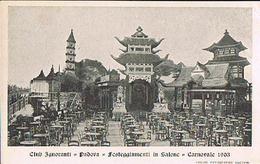 PADOVA - CLUB IGNORANTI -  CARNEVALE  1903 - - Padova