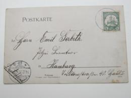 DSW ,  Ansichtskarte  1903 - Colony: German South West Africa