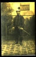 Portrait D'un Militaire - (gros Plan) - CARTE-PHOTO Non Légendée - Personnages