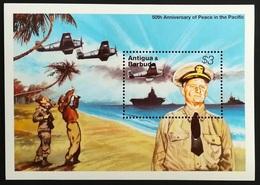 Antigua Barbuda 1995** Mi.Bl.317. Peace In The Pacific, MNH [19;28] - WO2