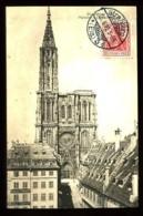 STRASBURG - Münster - La Cathédrale - 1910 - Edit. : Hartmann - Strasbourg